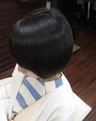 親子で艶髪♪「髪質改善ヘアエステ」2