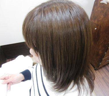 髪質改善! ~カラーエステ~